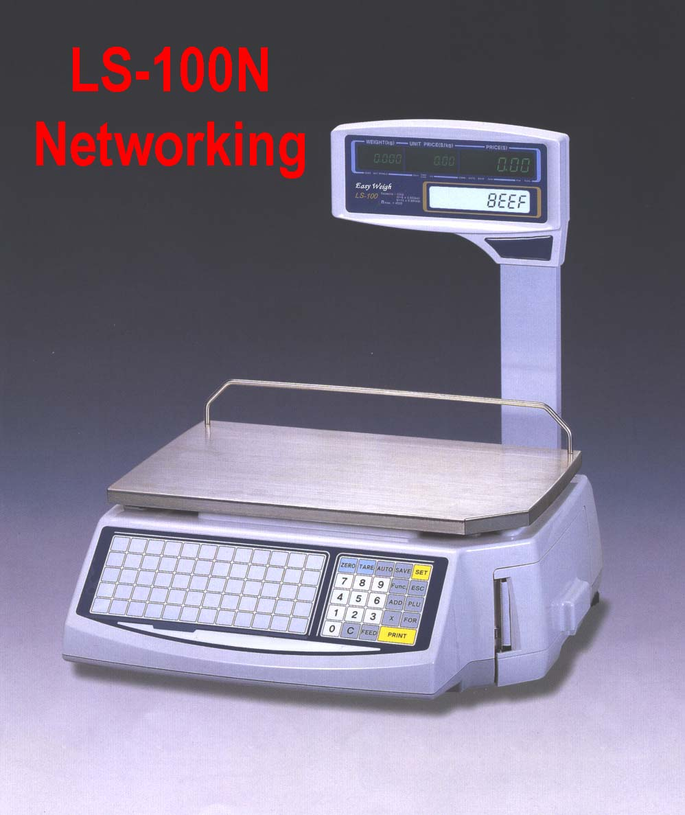 Easy Weight LS-100 Printing Scale